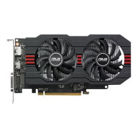 ASUS RX560-4G-EVO - Graphics card - Radeon RX 560 - 4 GB GDDR5 - PCIe 3.0 - DVI, HDMI, DisplayPort
