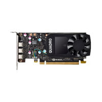 NVIDIA Quadro P400 - Graphics card - Quadro P400 - 2 GB GDDR5 - PCIe 3.0 x16 low profile - 3 x Mini DisplayPort - for Workstation Z240 (SFF, tower), Z4 G4, Z440, Z6 G4, Z8 G4