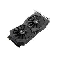ASUS ROG STRIX-GTX1050TI-O4G-GAMING - OC Edition - graphics card - GF GTX 1050 Ti - 4 GB GDDR5 - PCIe 3.0 x16 - 2 x DVI, HDMI, DisplayPort