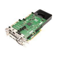 NVIDIA Quadro K5000 with Quadro Sync - Graphics card - Quadro K5000 - 4 GB GDDR5 - PCIe 2.0 x16 - 2 x DVI, 2 x DisplayPort - with NVIDIA Quadro Sync add-on interface board
