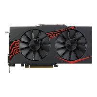 ASUS EX-RX570-O4G - Graphics card - Radeon RX 570 - 4 GB GDDR5 - PCIe 3.0 x16 - DVI, HDMI, DisplayPort
