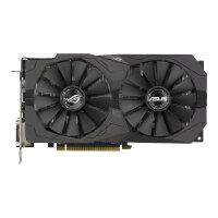 ASUS ROG-STRIX-RX570-O4G-GAMING - Graphics card - Radeon RX 570 - 4 GB GDDR5 - PCIe 3.0 x16 - 2 x DVI, HDMI, DisplayPort
