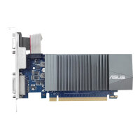 ASUS GT710-SL-2GD5 - Graphics card - GF GT 710 - 2 GB GDDR5 - PCIe 2.0 - DVI, D-Sub, HDMI - fanless