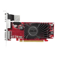 ASUS R5230-SL-2GD3-L - Graphics card - Radeon R5 230 - 2 GB DDR3 - PCIe 2.1 x16 low profile - DVI, D-Sub, HDMI - fanless