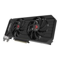 PNY XLR8 GeForce GTX 1080 OC GAMING Twin Fan - Graphics card - GF GTX 1080 - 8 GB GDDR5X - PCIe 3.0 x16 - DVI, HDMI, 3 x DisplayPort