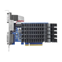 ASUS GT730-SL-2G-BRK-V2 - Graphics card - GF GT 730 - 2 GB DDR3 - PCIe 2.0 low profile - DVI, D-Sub, HDMI - fanless