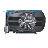 ASUS PH-GT1030-O2GD4 - OC Edition - graphics card - GF GT 1030 - 2 GB DDR4 - PCIe 3.0 x16 - DVI, HDMI
