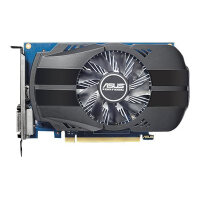 ASUS PH-GT1030-O2G - OC Edition - graphics card - GF GT 1030 - 2 GB GDDR5 - PCIe 3.0 x16 - DVI, HDMI