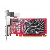 ASUS R7240-O4GD5-L - OC Edition - graphics card - Radeon R7 240 - 4 GB GDDR5 - PCIe 3.0 low profile - DVI, D-Sub, HDMI