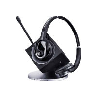 Sennheiser DW Pro 2 Phone - Headset - convertible - DECT CAT-iq - wireless