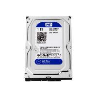 """WD Blue WD10EZRZ - Hard drive - 1 TB - internal - 3.5"""" - SATA 6Gb/s - 5400 rpm - buffer: 64 MB"""
