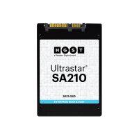 "HGST Ultrastar SA210 HBS3A1996A7E6B1 - Solid state drive - encrypted - 120 GB - internal - 2.5"" - SATA 6Gb/s - Self-Encrypting Drive (SED), TCG Opal Encryption 2.01"