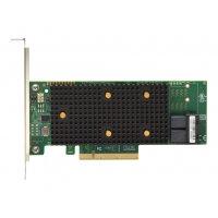 Lenovo ThinkSystem 430-8i - Storage controller - 8 Channel - SATA / SAS 12Gb/s low profile - 1.2 GBps - PCIe 3.0 x8 - for ThinkSystem SR530; SR550; SR570; SR590; SR630; SR650; SR850; SR860; SR950; ST550