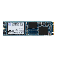 Kingston SSDNow UV500 - Solid state drive - encrypted - 240 GB - internal - M.2 2280 (double-sided) - SATA 6Gb/s - 256-bit AES - Self-Encrypting Drive (SED), TCG Opal Encryption 2.0