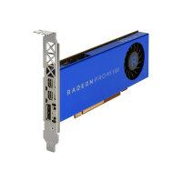 AMD Radeon Pro WX 3100 - Graphics card - Radeon Pro WX 3100 - 4 GB GDDR5 low profile - 2 x Mini DisplayPort, DisplayPort - promo - for Workstation Z4 G4, Z6 G4, Z8 G4