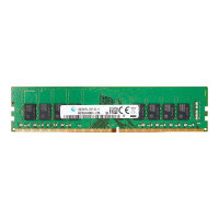 HP - DDR4 - 16 GB - DIMM 288-pin - 2400 MHz / PC4-19200 - 1.2 V - unbuffered - non-ECC - for HP 280 G3, 290 G1; EliteDesk 705 G3 (DIMM), 800 G2 (DIMM), 800 G3 (DIMM); ProDesk 400 G4, 600 G3 (DIMM)