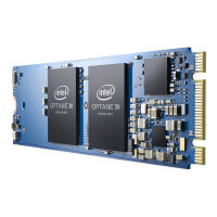 Intel Optane Memory Series - Solid state drive - 16 GB - internal - M.2 2280 - PCI Express 3.0 x2 (NVMe)