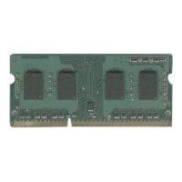 Dataram Value Memory - DDR3L - 4 GB - SO-DIMM 204-pin - 1600 MHz / PC3L-12800 - CL11 - 1.35 V - unbuffered - non-ECC