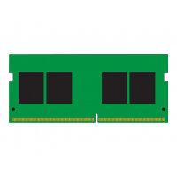 Kingston ValueRAM - DDR4 - 4 GB - SO-DIMM 260-pin - 2666 MHz / PC4-21300 - CL19 - 1.2 V - unbuffered - non-ECC