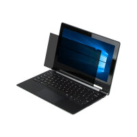 """Targus Privacy Screen 14.1"""" Widescreen (16:10) - Notebook privacy filter - 14.1"""" wide - black, transparent - for Dell Vostro 1400"""