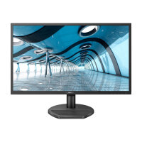"Philips S-line 221S8LDAB - LED Computer Monitor - 22"" (21.5"" viewable) - 1920 x 1080 Full HD (1080p) - TN - 250 cd/m² - 1000:1 - 1 ms - HDMI, DVI-D, VGA - speakers - textured black"