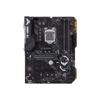 ASUS TUF H370-PRO GAMING - Motherboard - ATX - LGA1151 Socket - H370 - USB 3.1 Gen 1, USB 3.1 Gen 2, USB-C Gen1 - Gigabit LAN - onboard graphics (CPU required) - HD Audio (8-channel)