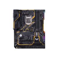 ASUS TUF Z370-PLUS GAMING - Motherboard - ATX - LGA1151 Socket - Z370 - USB-C, USB 3.1 Gen 1, USB 3.1 Gen 2 - Gigabit LAN - onboard graphics (CPU required) - HD Audio (8-channel)