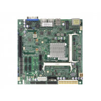 SUPERMICRO X10SBA-L - Motherboard - mini ITX - Intel Celeron J1900 - USB 3.0 - 2 x Gigabit LAN - onboard graphics - HD Audio