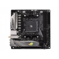 ASUS ROG Strix B350-I Gaming - Motherboard - mini ITX - Socket AM4 - AMD B350 - USB 3.1 Gen 1, USB 3.1 Gen 2 - Bluetooth, Gigabit LAN, Wi-Fi - HD Audio (8-channel)