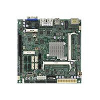 SUPERMICRO X10SBA - Motherboard - mini ITX - Intel Celeron J1900 - USB 3.0 - 2 x Gigabit LAN - onboard graphics - HD Audio
