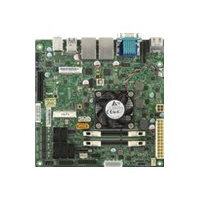 SUPERMICRO H9SKV-420 - Motherboard - mini ITX - AMD G-Series GX-420CA - USB 3.0 - 2 x Gigabit LAN - onboard graphics - HD Audio