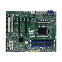 SUPERMICRO X10SAE - Motherboard - ATX - LGA1150 Socket - C226 - USB 3.0, FireWire - 2 x Gigabit LAN - onboard graphics (CPU required) - HD Audio (8-channel)