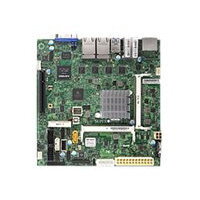 SUPERMICRO X11SBA-LN4F - Motherboard - mini ITX - Intel Pentium N3700 - USB 3.0 - 4 x Gigabit LAN - onboard graphics - HD Audio