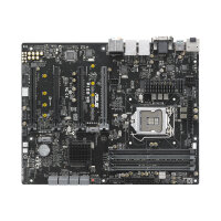 ASUS P10S WS - Motherboard - ATX - LGA1151 Socket - C236 - USB 3.0, USB 3.1, USB-C - 2 x Gigabit LAN - onboard graphics (CPU required) - HD Audio (8-channel)