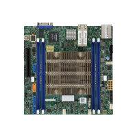 SUPERMICRO X11SDV-16C-TLN2F - Motherboard - mini ITX - Intel Xeon D-2183IT - USB 3.0 - 2 x 10 Gigabit LAN - onboard graphics