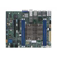 SUPERMICRO X11SDV-16C-TP8F - Motherboard - FlexATX - Intel Xeon D-2183IT - USB 3.0 - 4 x Gigabit LAN, 4 x 10 Gigabit LAN - onboard graphics