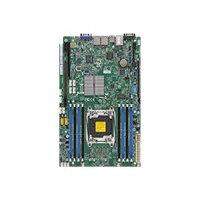 SUPERMICRO X10SRW-F - Motherboard - LGA2011-v3 Socket - C612 - USB 3.0 - 2 x Gigabit LAN - onboard graphics
