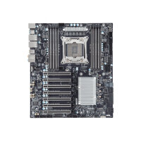 Gigabyte MW51-HP0 - 1.0 - motherboard - SSI CEB - LGA2066 Socket - C422 - USB 3.0, USB 3.1, USB-C - 2 x Gigabit LAN - HD Audio (8-channel)