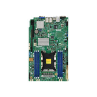 SUPERMICRO X11SPW-TF - Motherboard - Socket P - C622 - USB 3.0 - 2 x 10 Gigabit LAN - onboard graphics