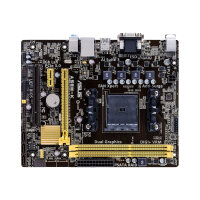 ASUS A58M-K - Motherboard - micro ATX - Socket FM2+ - AMD A58 - Gigabit LAN - onboard graphics (CPU required) - HD Audio (8-channel)