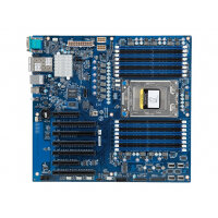 Gigabyte MZ31-AR0 - 1.0 - motherboard - extended ATX - Socket SP3 - USB 3.0 - 2 x 10 Gigabit LAN - onboard graphics