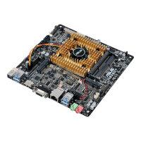 ASUS N3050T - Motherboard - Thin mini ITX - Intel Celeron N3050 - USB 3.0 - Gigabit LAN - onboard graphics - HD Audio (8-channel)
