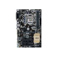 ASUS H110-PLUS - Motherboard - ATX - LGA1151 Socket - H110 - USB 3.0 - Gigabit LAN - onboard graphics (CPU required) - HD Audio (8-channel)