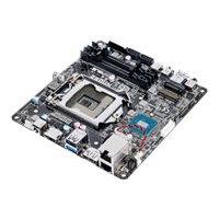 ASUS H110S2 - Motherboard - mini STX - LGA1151 Socket - H110 - USB 3.0, USB-C - 2 x Gigabit LAN - onboard graphics (CPU required) - HD Audio (4-channel)