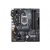 ASUS PRIME B360M-A - Motherboard - micro ATX - LGA1151 Socket - B360 - USB 3.1 Gen 1, USB 3.1 Gen 2, USB-C Gen1 - Gigabit LAN - onboard graphics (CPU required) - HD Audio (8-channel)