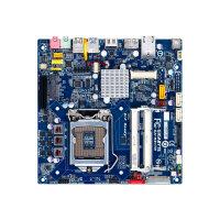 Gigabyte GA-H81TN - 1.0 - motherboard - Thin mini ITX - LGA1150 Socket - H81 - USB 3.0 - Gigabit LAN - onboard graphics (CPU required) - HD Audio (8-channel)