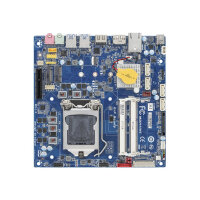 Gigabyte MDH11HI - 1.0 - motherboard - Thin mini ITX - LGA1151 Socket - H110 - USB 3.0 - Gigabit LAN - onboard graphics (CPU required) - HD Audio
