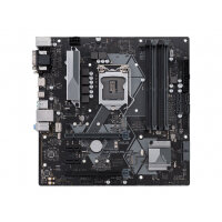ASUS PRIME H370M-PLUS - Motherboard - micro ATX - LGA1151 Socket - H370 - USB 3.1 Gen 1, USB 3.1 Gen 2, USB-C Gen1 - Gigabit LAN - onboard graphics (CPU required) - HD Audio (8-channel)