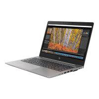 "HP ZBook 14u G5 Mobile Workstation  Laptop - Core i5 7200U / 2.5 GHz - Win 10 Pro 64-bit - 8 GB RAM - 256 GB SSD HP Z Turbo Drive, NVMe - 14"" IPS 1920 x 1080 (Full HD) - Radeon Pro WX 3100 / HD Graphics 620 - Wi-Fi, Bluetooth - kbd: UK - Up to 10 Hours Ba"