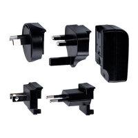 Sennheiser - Power adapter - 500 mA (USB) - Australia, United Kingdom, United States, Europe - for Sennheiser CH 10, CH 20, SP 20; MB Pro 1, Pro 2; PRESENCE Business, UC, UC ML